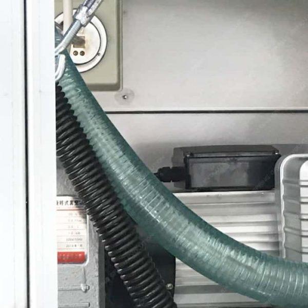 mặt bên máy hút chân không công nghiệp nghiệp buồng VCC05