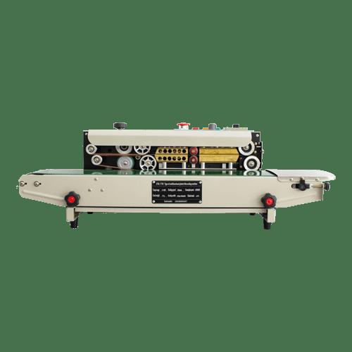 thông số kỹ thuật máy hàn miệng túi băng chuyền tự động AS01