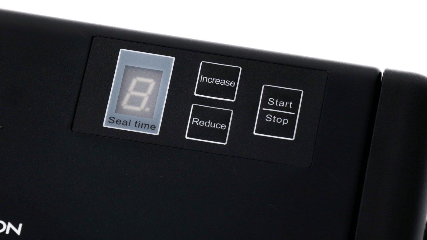 Nút điều khiển thời gian hàn hút VC-ECO