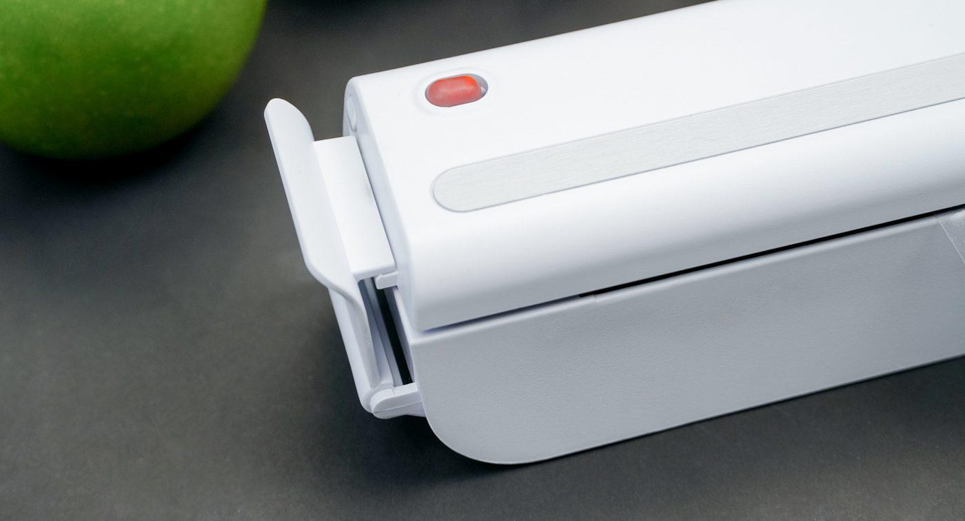 Đèn báo trạng thái làm việc máy hút chân không mini VC01-New