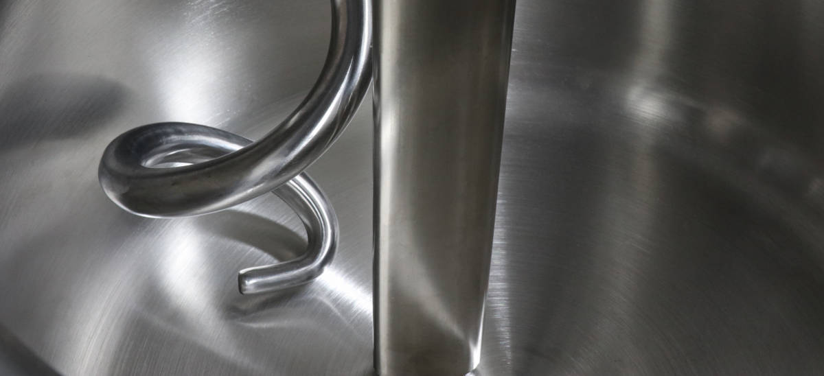 Máy trộn bột máy trộn thực phẩm công nghiệp DK làm từ 100% inox 304
