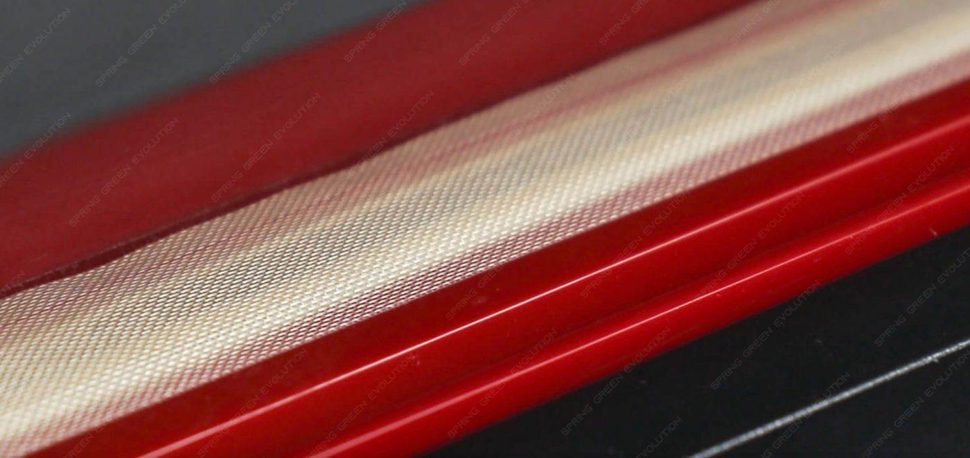 dải hàn máy VC88 dài 30cm rộng 4mm đường hàn rất chắc chắn