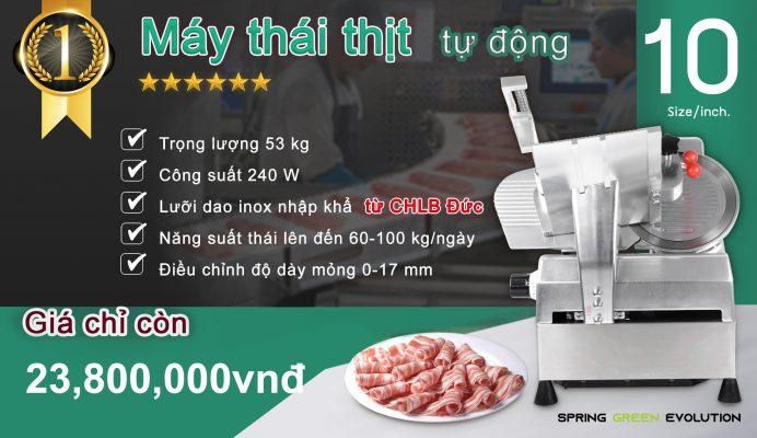 Máy thái cắt thịt tự động MS10A