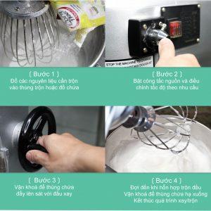 Máy trộn thực phẩm -EM-how-to-use