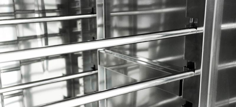 Tủ ủ bột PF có số lượng khay nhiều giúp lên men tốc độ cao lượng lớn bột