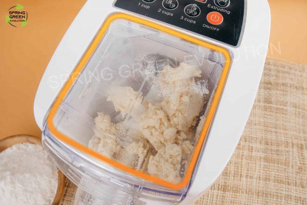 Máy làm bún Pasta maker chứa được 500g bột khô